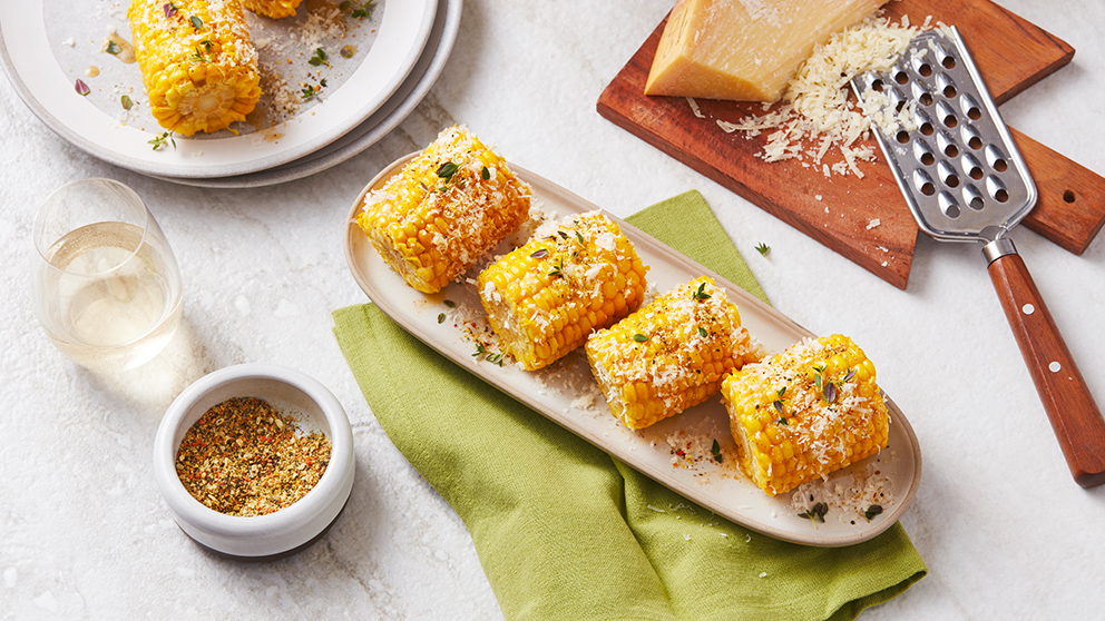 Image of Butter & Parmesan Corn on the Cob